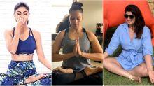 International Yoga Day: Shilpa Shetty, Twinkle Khanna, Bipasha Basu and others inspire people to practice Yoga