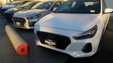 SoCal Hyundai dealer towed cars customers had dropped off for service