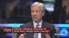 JPMorgan CEO Jamie Dimon blames trade war for market turm...