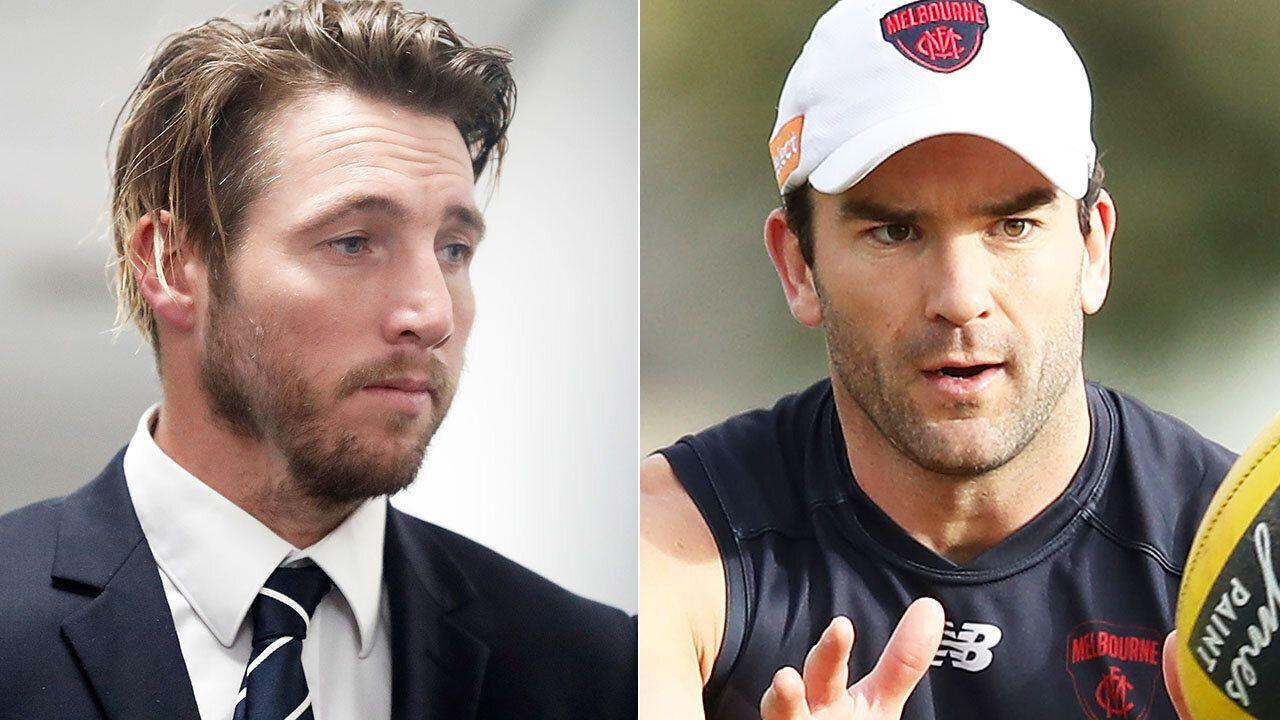 'Hard done by': AFL stars react to Dale Thomas' $7.5k fine