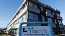 UK's Interserve in talks with lenders to convert debt to equity