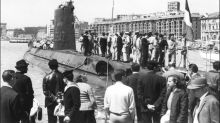 French submarine lost in 1968 found at last in Mediterranean