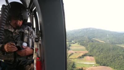 Raw Video: NC 5 Reporter Gets An Aerial Tour