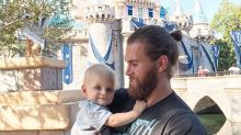 The 'man bun' is the latest attraction to take over Disneyland