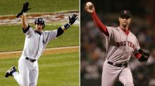 Aaron Boone and Tim Wakefield reunite 15 years after memorable ALCS battle
