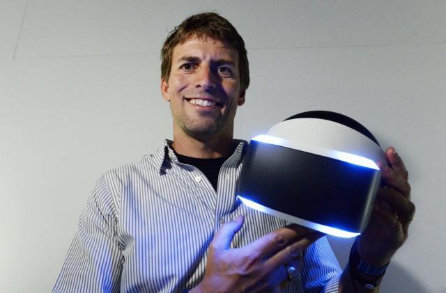 Google signs up PlayStation VR engineer Richard Marks