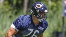Bears getting battle-tested pass protector in Teven Jenkins
