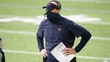 ESPN takes the under on Bears' 2021 projected win total