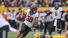 Falcons scouting profile: Oklahoma State RB Chuba Hubbard