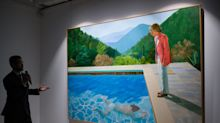 Can't afford a $90 million painting? Here's how to score affordable David Hockney art
