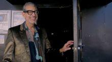 Jeff Goldblum Recreated His Jurassic Park Thirst Trap