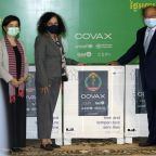 First COVAX vaccines arrive in Cambodia from India