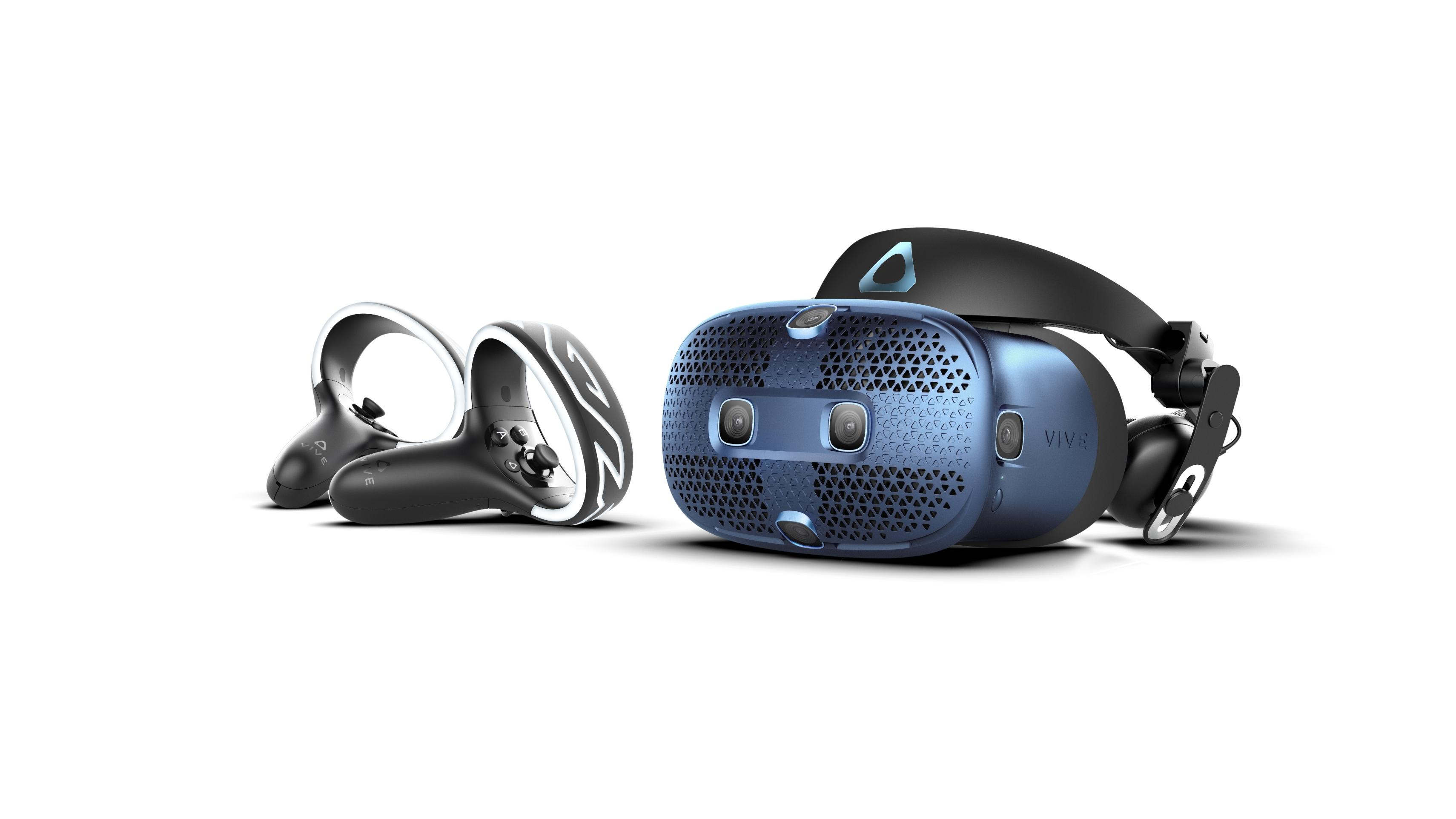 Next-generation modular VR headset HTC Vive Cosmos coming