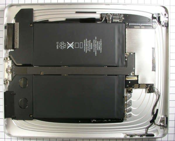 FCC reveals iPad internals; you still don't have one (update: iFixit has 3G pics!)
