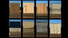 Prototypes for Trump's U.S.-Mexico border wall