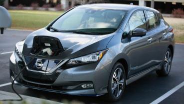 長青電動車 Nissan Leaf 推出 2021 年式:價格微漲,但幾乎沒有升級