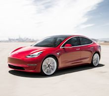 Tesla Stock: Next Stop $1,500?