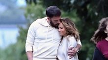 Jennifer Lopez and Ben Affleck make Instagram debut with Leah Remini