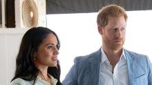 Corona-Krise: Prinz Harry und Herzogin Meghan fahren Essen aus