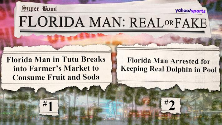 Real or Fake? Florida Man Edition