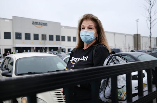 Amazon reportedly in talks to test warehouse workers for COVID-19