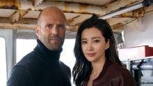 Jason Statham goes full turtleneck in first photo from giant shark thriller Meg