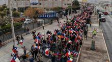 Trabalhadores rejeitam proposta e seguem com greve em mina no Chile