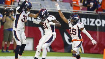 Broncos' defense has a field day in Arizona