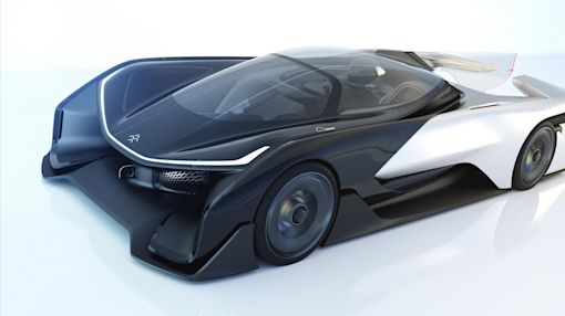 Faraday Future's 1,000-Hp Electric Concept Is Just The Start