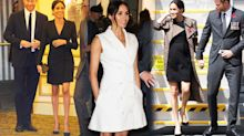 Why Meghan Markle is wearing shorter skirts while pregnant – just like the Duchess of Cambridge did