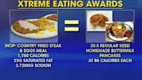 Most unhealthy meals of 2013?