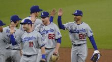 Dodgers Dugout: Looking back at the Padres series