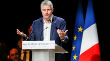 France's conservatives choose leader to rattle Macron's perch