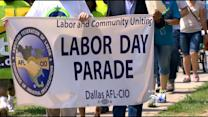 A Labor Day Parade With A Message