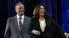 'Get to work:' Douglas Emhoff, Kamala Harris' husband, vies to be the first Second Gentleman