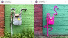 每日IG - 紐約街頭大改造!坑渠蓋也是藝術品