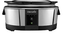 Crock-Pot's latest slow cooker comes with Alexa voice control