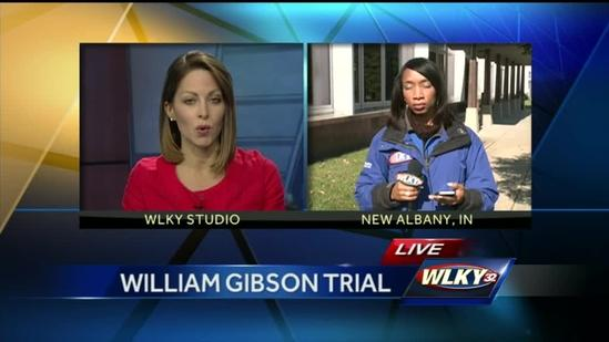 Defense rests case, closing arguments begin in Gibson trial