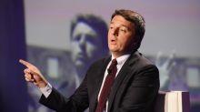 Renzi: mille euro all'anno per figlio, avrò le coperture da Ue