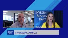 Stock Indexes Jump As Jobless Claims Soar Again