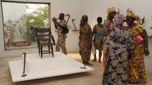 Benin welcomes back 28 antique royal artefacts