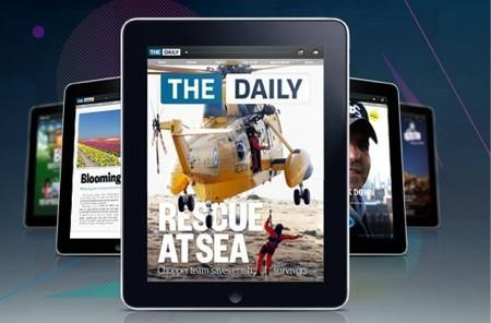 The Daily celebrates a year with 100,000 paid subscribers on iPad