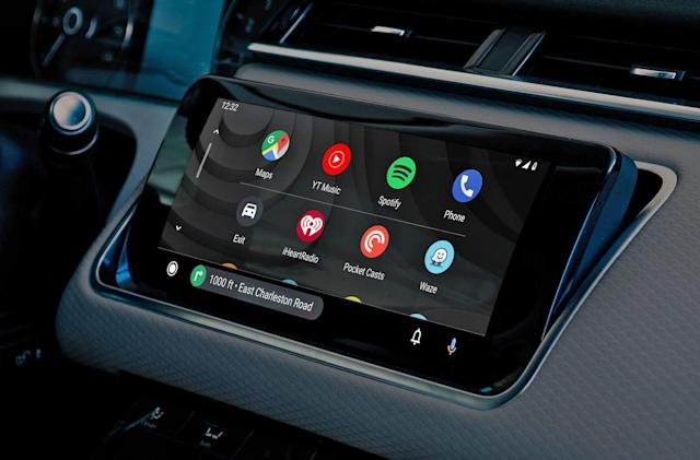 Google's Android Auto update makes launching and using apps safer