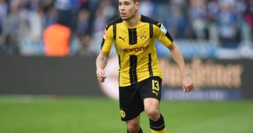 Foot - C1 - Dortmund - Raphaël Guerreiro (Dortmund): «Le public nous aide»