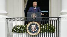 """Trump asegura que """"5 países más"""" establecerán pronto relaciones con Israel"""