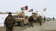 Taleban diz ter derrubado avião com militares americanos no Afeganistão