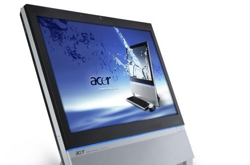 Acer Aspire Z5763 all-in-one comes with 3D screen, promises Kinect-like gesture control over movies
