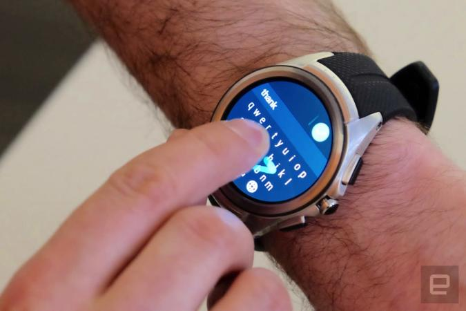 Android Wear is getting a massive overhaul this fall