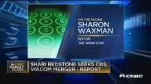 The Wrap's Sharon Waxman: Pretty clear consolidation is t...