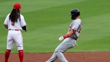 DeJong grand slam helps Cardinals hold off Reds 7-5